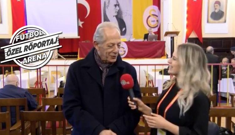 Faruk Süren: ''Bu bir baskın seçimdir, Mustafa Cengiz'i destekliyorum''