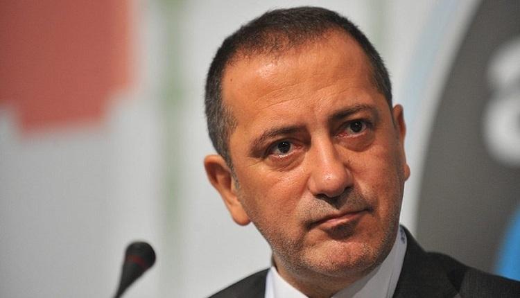 Fatih Altaylı: ''Dursun Özbek'e kırmızı kart çıktı''