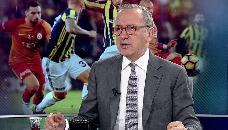 Fatih Altaylı'dan Selçuk İnan haberlerine tepki! 'Fenerbahçe fanatiği...'