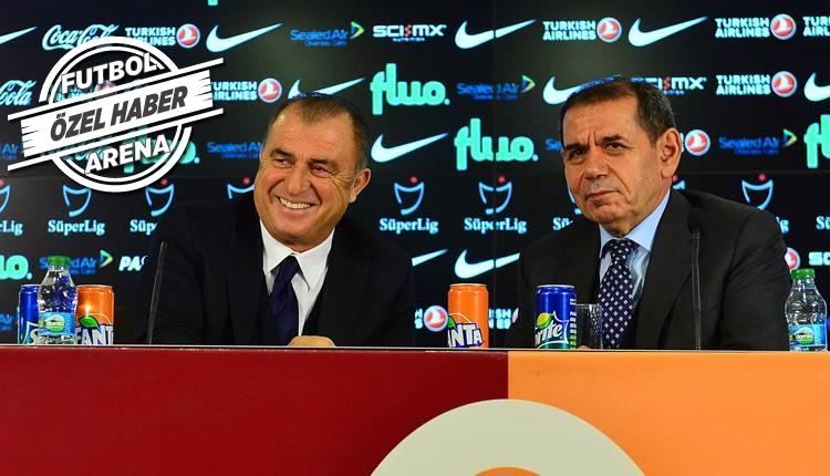 Fatih Terim döner dönmez Dursun Özbek ile görüşecek
