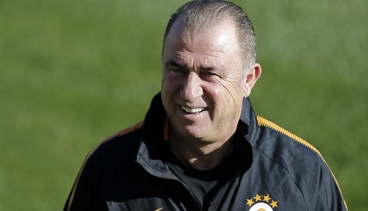 Fatih Terim Galatasaray'da transferi resmen açıkladı