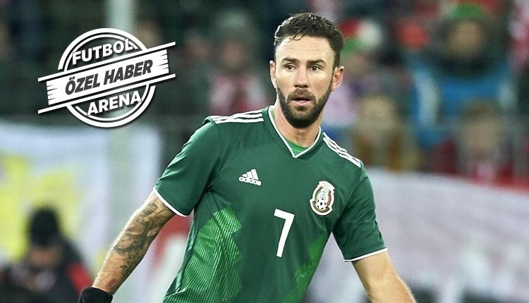 Fatih Terim, Miguel Layun transferini veto etti
