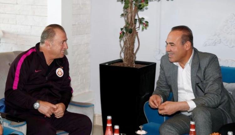 Fatih Terim'den Adana Demirspor açıklaması ''Elimizi taşın altına koyacağız''
