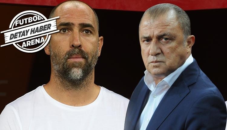 Fatih Terim'den Kayserispor maç sonu Tudor'a gönderme