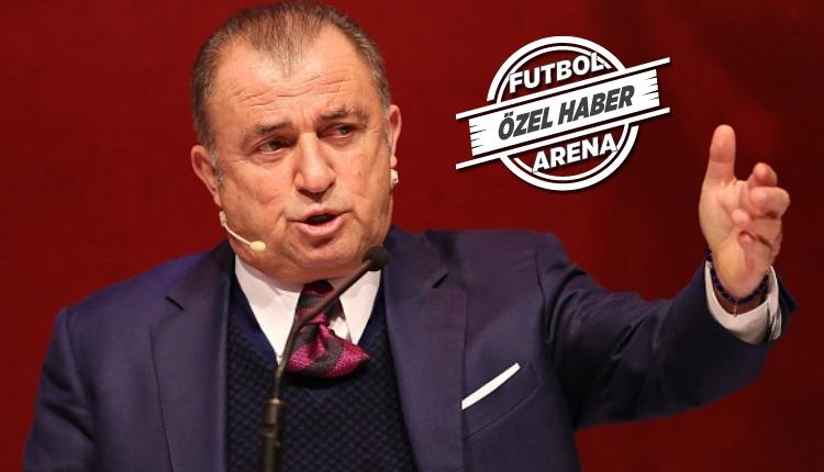 Fatih Terim'in ekibine bir transfer daha