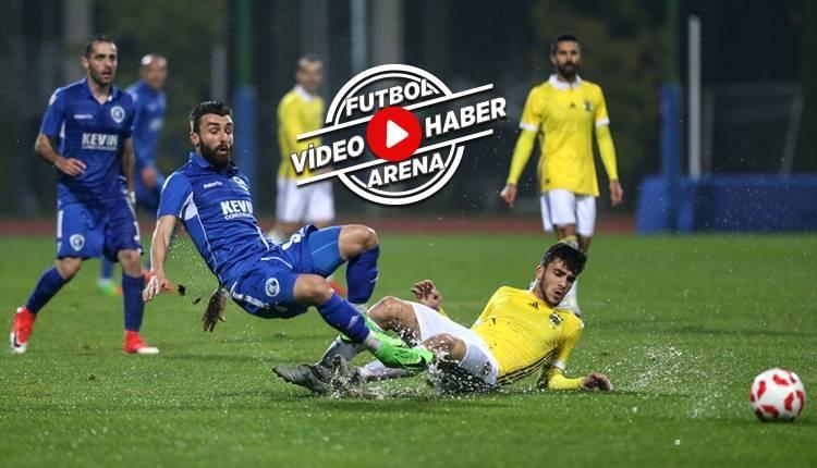 Fenerbahçe 2-2 Kukesi maçı özeti ve golleri (İZLE)