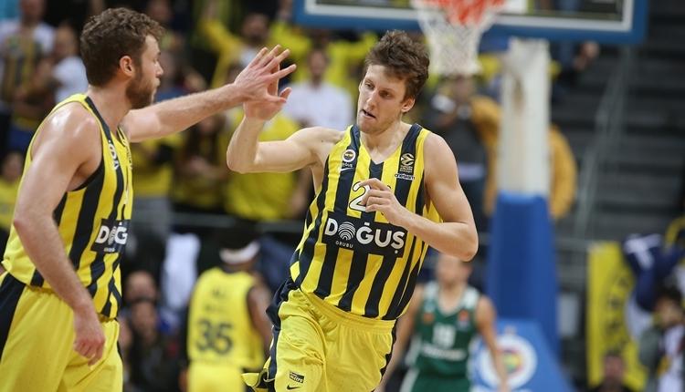 Fenerbahçe Doğuş, Panathinaikos'u devirdi! Obradovic'ten övgü