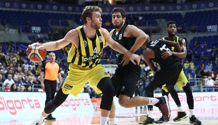 Fenerbahçe Doğuş, Sakarya Büyükşehir Belediyespor'u devirdi