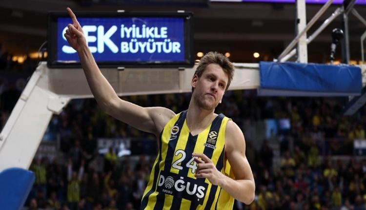 Fenerbahçe Doğuş seriyi 5 maça çıkardı