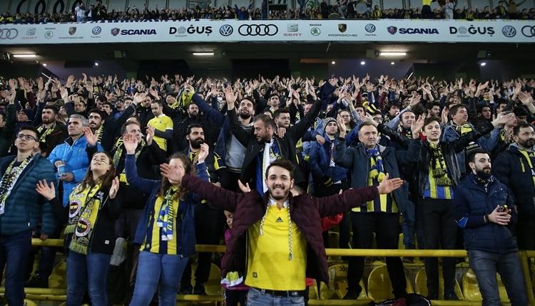 Fenerbahçe - Göztepe maçında Ali Koç sesleri