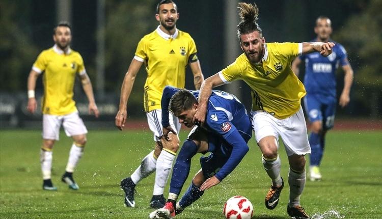 Fenerbahçe, İstanbul'a döndü - Antalya kampı sona erdi