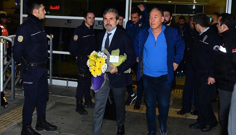 Fenerbahçe'de Ozan Tufan ve Van Persie Antalya kampına götürülmedi