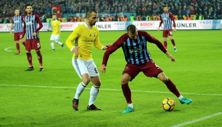 Fenerbahçe, Trabzon deplasmanında yine kaybetmedi