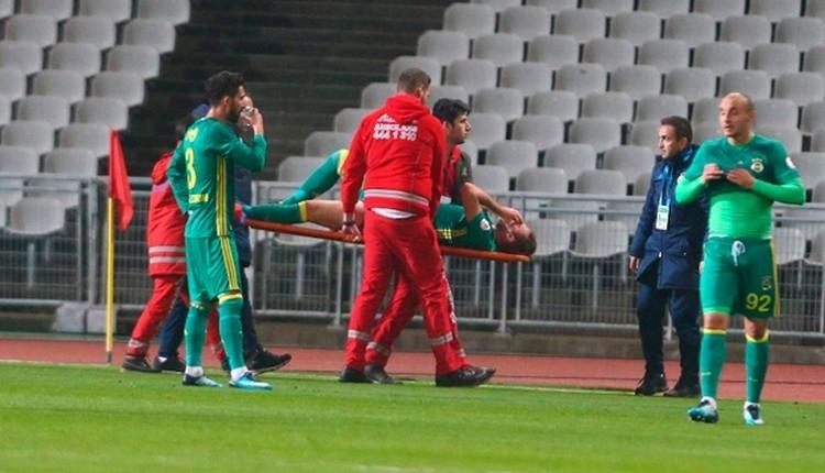 Fenerbahçe, Yiğithan Güveli'nin sakatlığını açıkladı