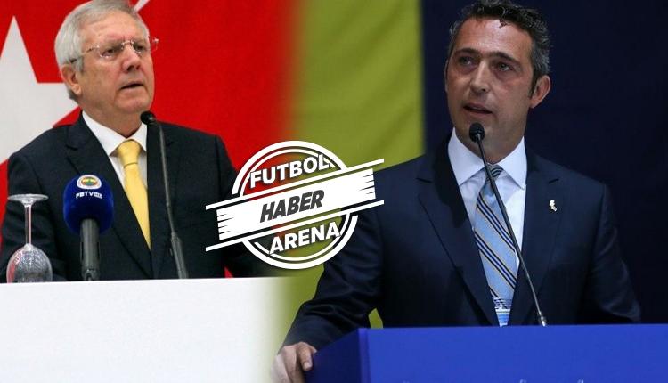 Fenerbahçe'de Ali Koç'tan Aziz Yıldırım sorusuna yanıt