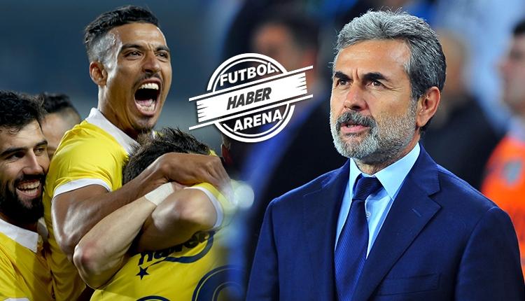 Fenerbahçe'de Aykut Kocaman, Dirar'dan neden vazgeçmiyor?