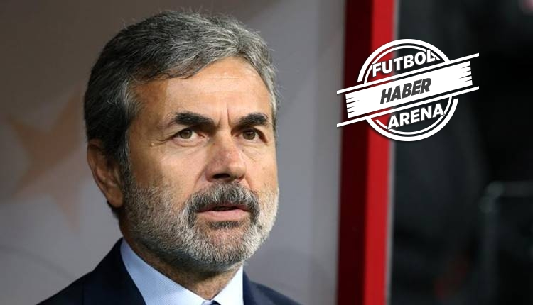 Fenerbahçe'de Aykut Kocaman'ın kamptaki hedefi