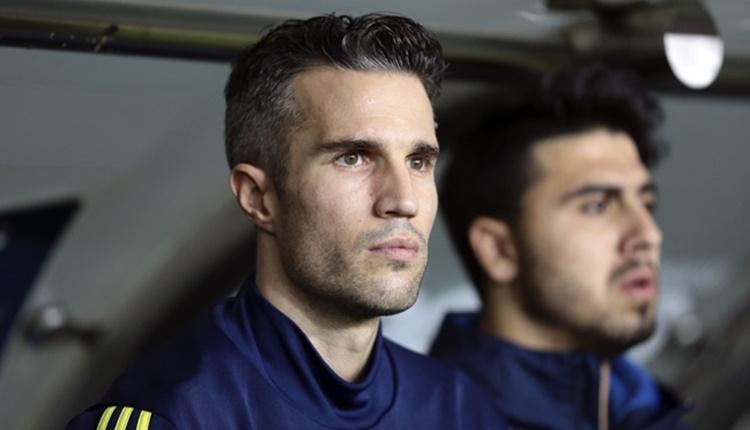 Fenerbahçe'de Robin van Persie'nin sözleşmesi feshedildi iddiası