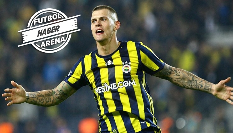 Fenerbahçe'de Skrtel şoku