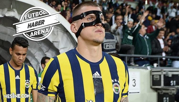 Fenerbahçe'de Skrtel'in sakatlığında son dakika gelişmesi