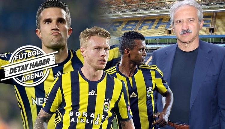 Fenerbahçe'de Terraneo'dan geriye Josef kaldı