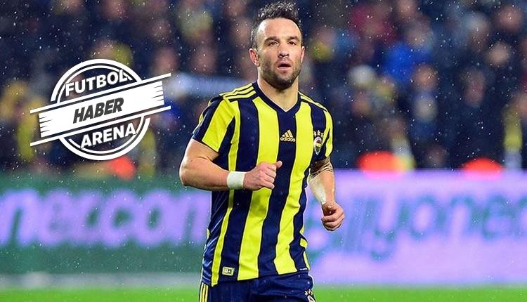 Fenerbahçe'de Valbuena yeniden 11'e dönüyor