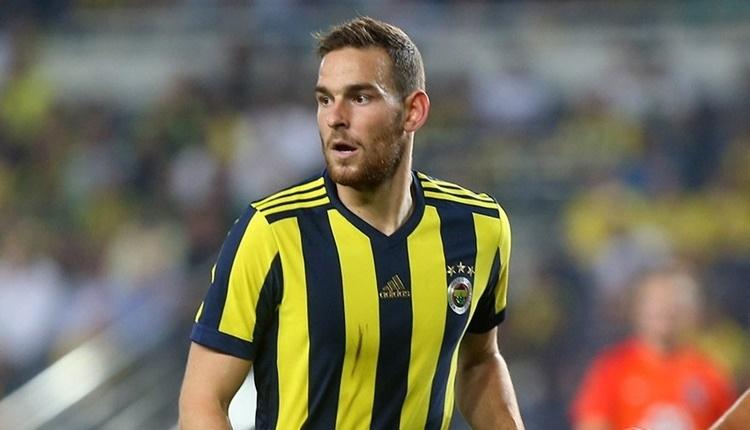 Fenerbahçe'de Vincent Janssen 1 ay daha yok