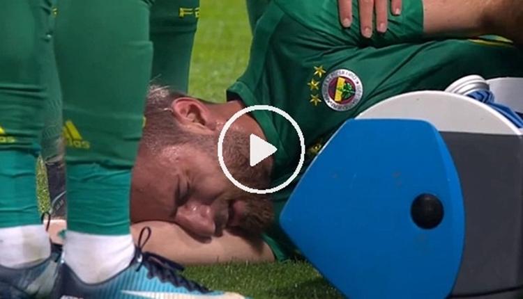 Fenerbahçe'den ayrılmayı bekleyen Yiğithan Güveli sakatlandı! Gözyaşlarını tutamadı