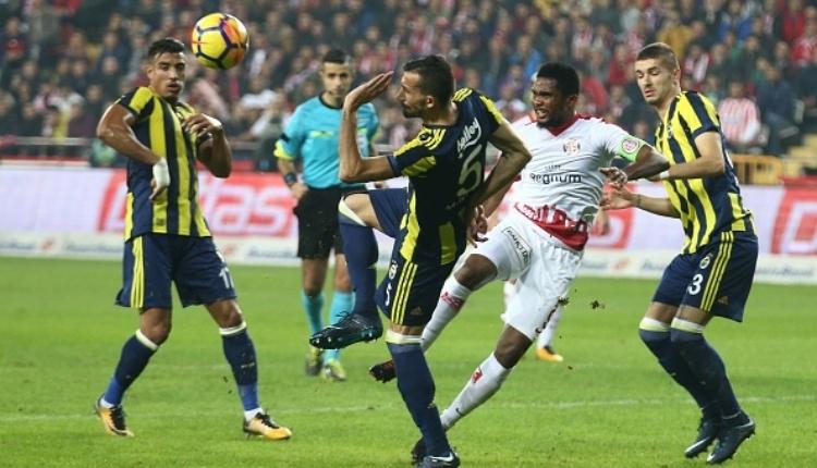Fenerbahçe'den Samuel Eto'o transferi hamlesi