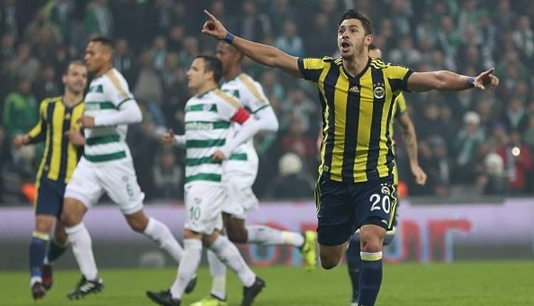 Fenerbahçeli Giuliano için Tite'den yakın takip