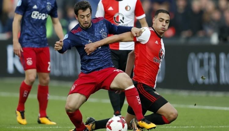 Fenerbahçe'ye sürpriz transfer iddiası Amin Younes
