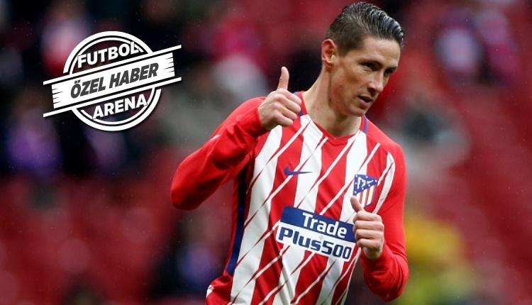 Fernando Torres için Beşiktaş'tan transfer teklifi! Süre istedi