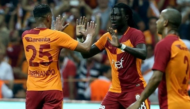 Fernando ve Gomis, Osmanlıspor maçında oynayacak mı?