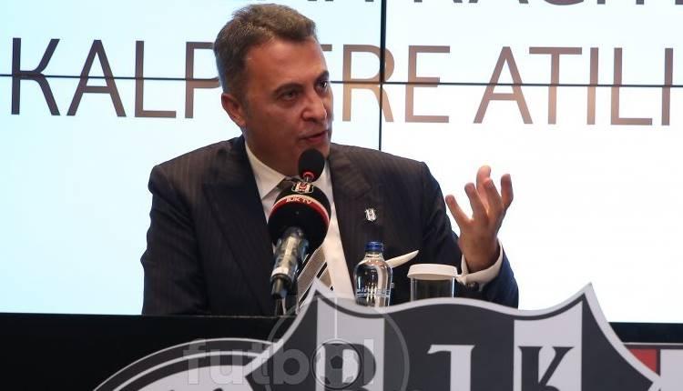Fikret Orman Cenk Tosun'a gelen teklifi açıkladı! 35 milyon euro