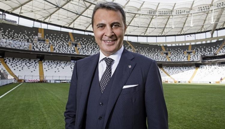 Fikret Orman: ''Lig maçlarımız Çin'de yayınlancak''