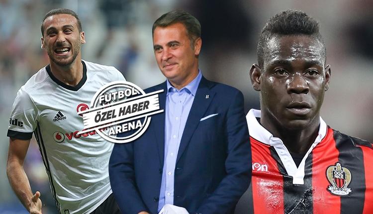 Fikret Orman'dan İngiltere'ye Balotelli ve Cenk Tosun çıkarması