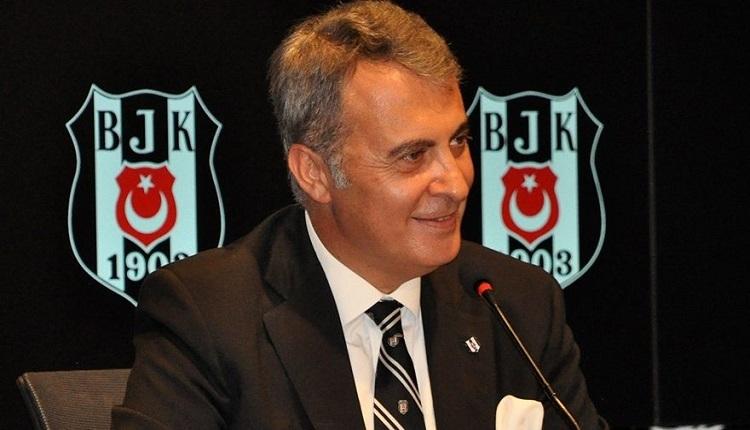 Fikret Orman'dan Londra'da transfer açıklaması! Balotelli...
