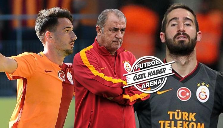 Galatasaray 2 futbolcu ile yollarını ayırıyor
