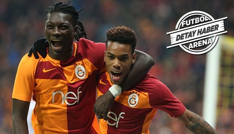 Galatasaray 3 puana ilk yarıda uzanıyor