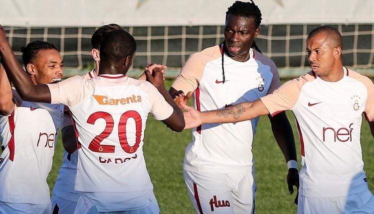 Galatasaray 5-0 Tuzlaspor maç özeti ve golleri (İZLE)