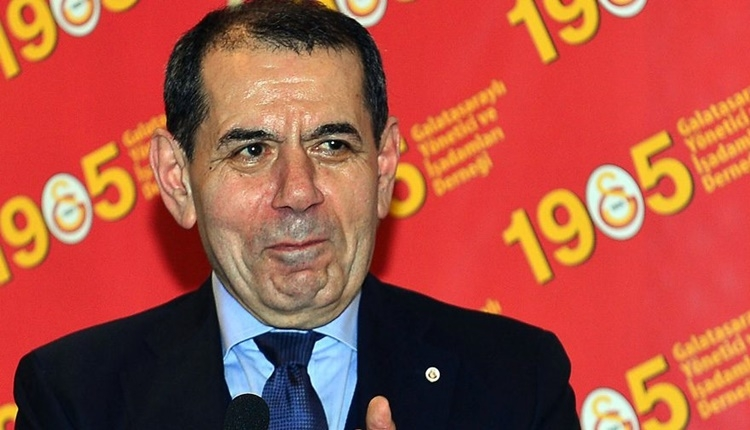 Galatasaray Başkanı Dursun Özbek: