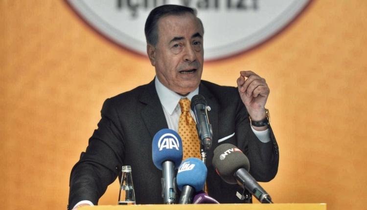 Galatasaray başkanı Mustafa Cengiz'den transfer itirafı