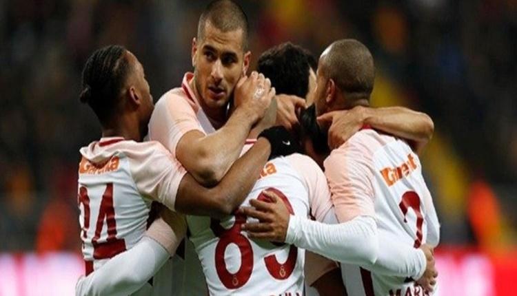Galatasaray deplasman kabusunda Fatih Terim ile son verdi