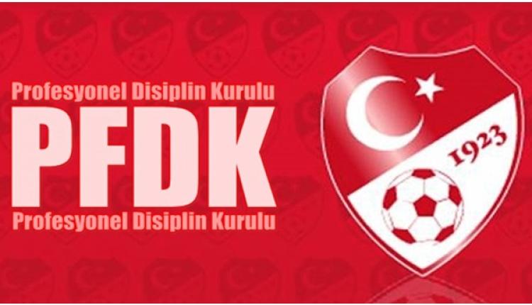 Galatasaray, Fenerbahçe, Beşiktaş ve Trabzonspor PFDK'ya sevkedildi