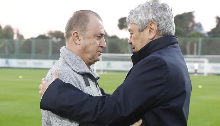 Galatasaray kampında Mircea Lucescu sürprizi