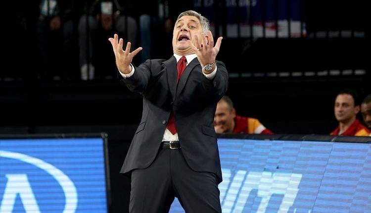 Galatasaray Odeabank, Oktay Mahmuti ile ilk maçını kaybetti