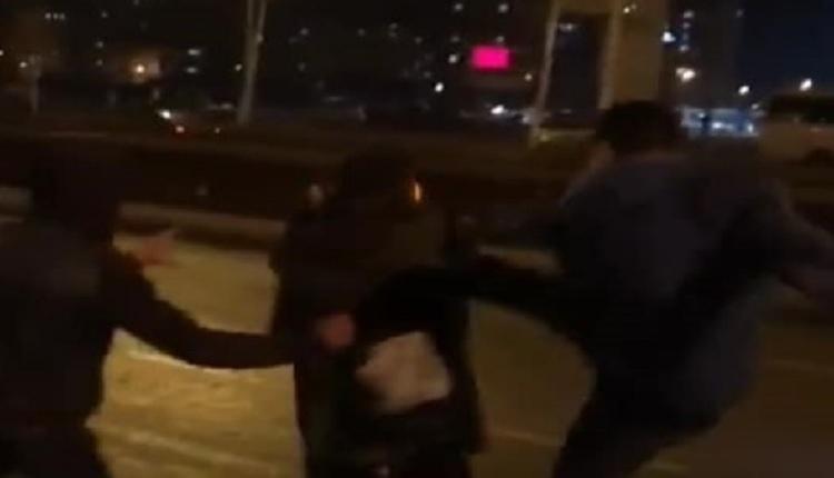 Galatasaray taraftarına Kayseri'de çirkin saldırı!