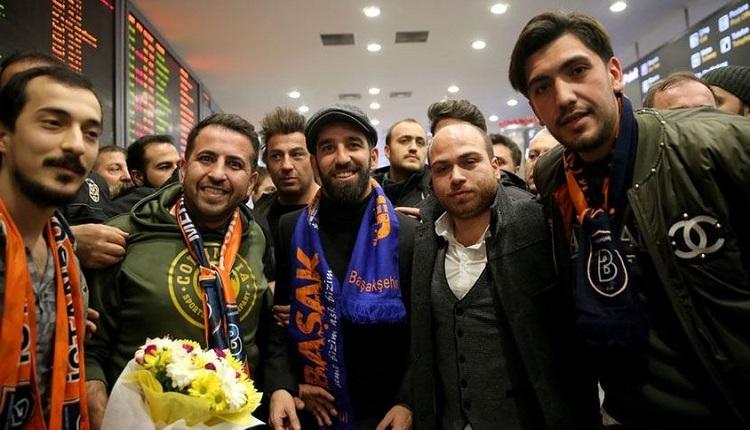 Galatasaray taraftarları Arda Turan için sosyal medya kampanyası