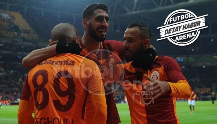 Galatasaray, Türk Telekom Stadı'nda geçit vermiyor! Müthiş seri