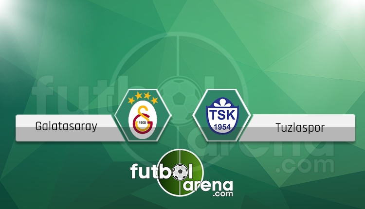 Galatasaray - Tuzlaspor maçı saat kaçta, hangi kanalda (İddaa Canlı Skor)